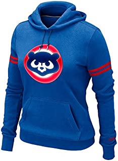 Chicago Cubs Women's Cooperstown Pullover Hoody by Nike