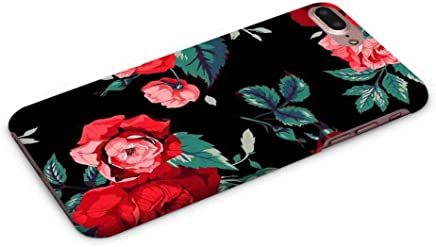 MADANYU iPhone 7 Plus Cover - Mesmerizing Roses So Girly Designer Printed Slim Back Case Cover for iPhone 7 Plus (for Girls)