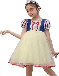 Girls Fancy Dress Rainbow Tutu Dress Princess Birthday Pageant Party Dresses Baby Girls Pony Dreams Princess Dress