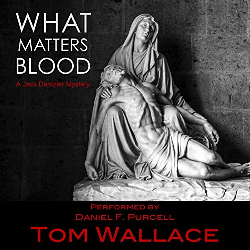 What Matters Blood audiobook cover art