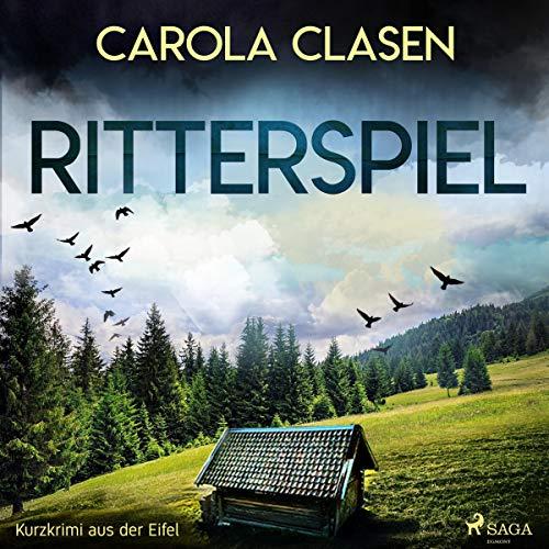 Ritterspiel audiobook cover art