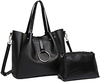 مس لولو حقيبة للنساء-اسود - حقائب الكتف