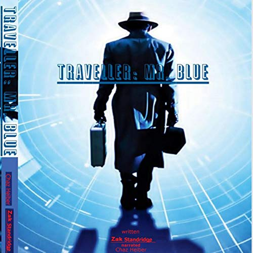 Traveller - Mr. Blue cover art