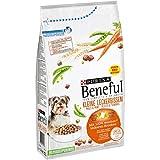 Beneful Purina Perros trockenfutter Kleine erbissen de Fuga (con Pollo, Verduras y Sano Cereales) 6Pack (6x 1,4kg) Bolsa
