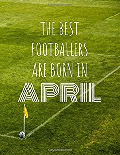 footballers born in april