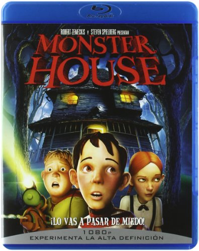 Monster House - Bd [Blu-ray]