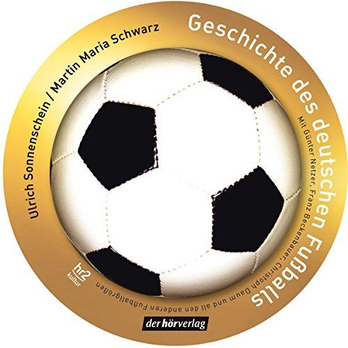 Geschichte des deutschen Fußballs Titelbild