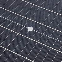 ソーラーパネルキット50W折りたたみ式屋外ソーラーパネル防水ソーラーパネル充電器(携帯電話ラップトップ用)