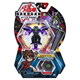Bakugan Ultra - Darkus Hyper Dragonoid - 3-inch Tall Collectible Transforming Creature, for Ages 6 and Up - Wave 6