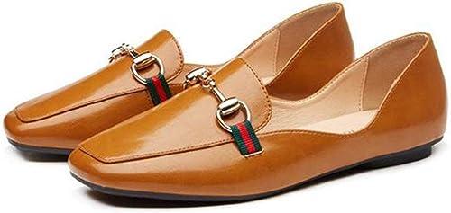 Oudan Bonnet - Chaussures, Marron, 40 (Couleuré   comme comme montré, Taille   Taille Unique)  pas de minimum