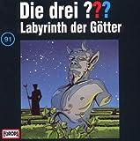 Die drei Fragezeichen - Labyrinth der Götter – Folge 91
