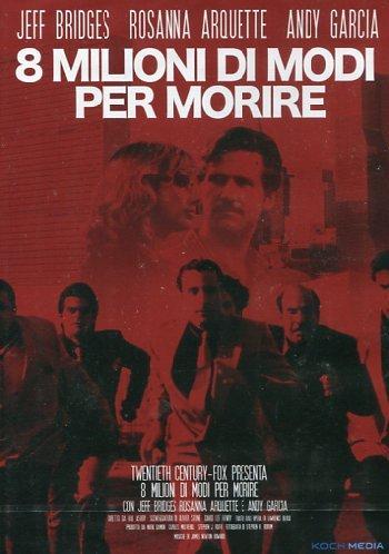 8 Milioni Di Modi Per Morire [Italia] [DVD]