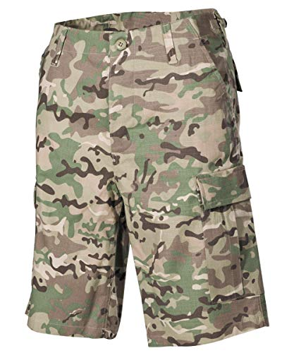 MFH US BDU Bermuda Short Short Ripstop Operation Camo Taille XL