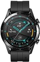 Huawei 55024474 Sportowy Smartwatch, 46 mm, Czarny