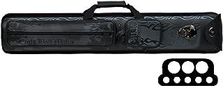 Eight Ball Mafia EBMCNA 3x5 Steel Skull Hard Case- Black