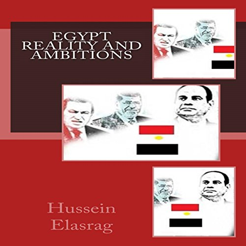 Egypt Reality and Ambitions audiobook cover art
