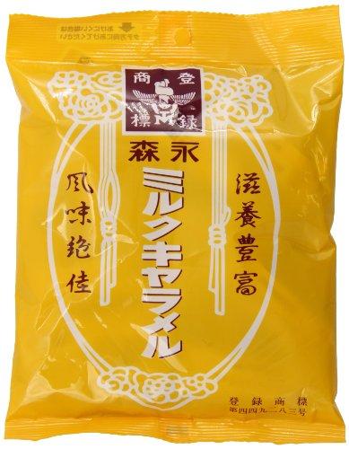 Morinaga Hi Chew Caramel Milk Bag, 3.59 Ounce