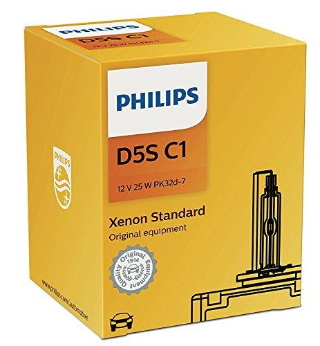 Philips Xenon Standard 12410 C1 D5S 25 W Xenon pk32d-7 Leuchtmittel für Auto