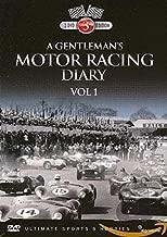 A Gentleman's Motor Racing Diary - Vol. 1 anglais