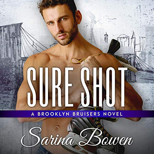 Sure Shot: A Hockey Romance  By  cover art