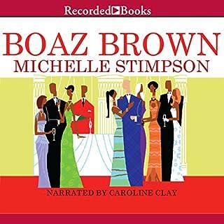 Boaz Brown audiobook cover art