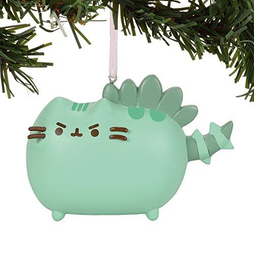 Department 56 Pusheenosaurus Hanging Ornament, 2.5 inch