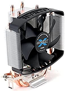 Zalman CPU Cooler for Intel Socket 1155/1156/775 and AMD Socket FM1/AM3+/AM3/AM2+/AM2/940/939/754 CNPS5X PERFORMA