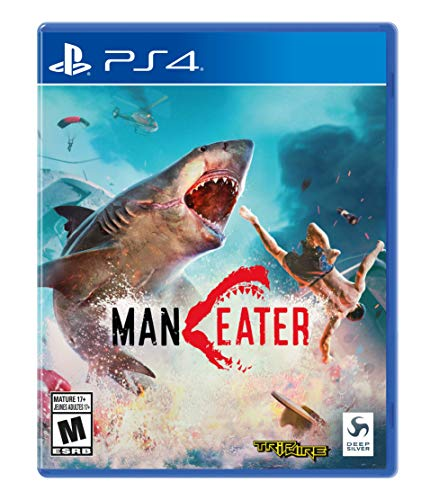 Maneater(輸入版:北米)-PS4