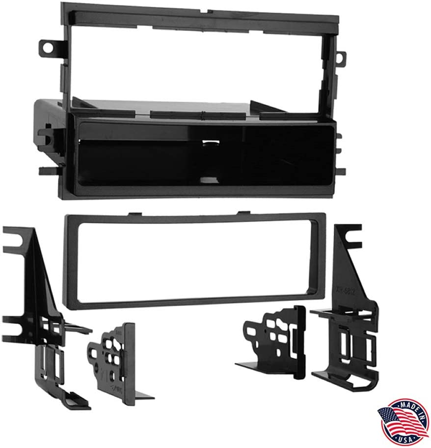Metra Electronics 99-5812 Single-Din Installation Multi-Kit for