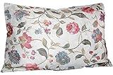 tischdecken-iris-shop Kissenhüllen dekorativer Kissenbezug 40x60 cm eckig pflegeleicht Champagner...