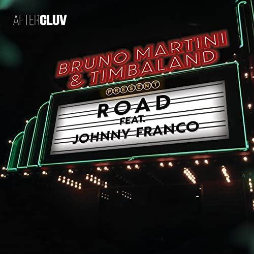 Bruno Martini & Timbaland feat. Johnny Franco