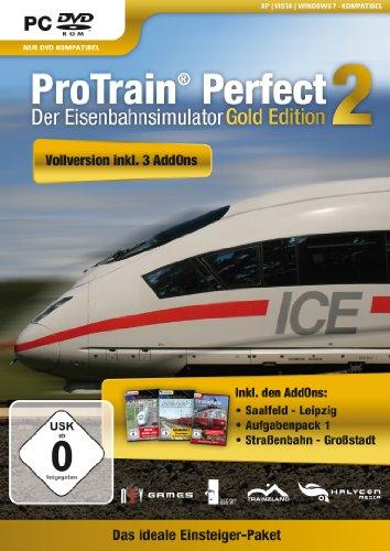 ProTrain Perfect 2 - Gold Edition
