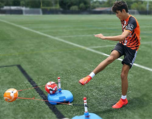The Fastest Soccer Trainer in The World