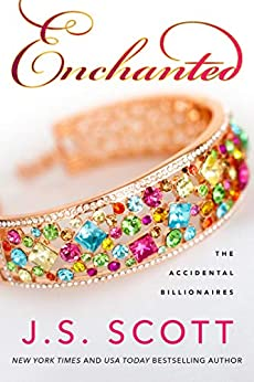 """alt=""""Opposites resist—and attract—under the Cancún sun in this emotional Accidental Billionaires novel by New York Times bestselling author J.S. Scott.  Years ago, Noah Sinclair promised his dying mother that he'd stay strong and work hard for his younger brothers and sisters. Even with the Sinclairs' newfound wealth, Noah has never steered from that blue-collar drive. His siblings think it's time—with the gift of a Cancún vacation. To Noah, being forced to relax isn't bliss. It's a chore. Especially under the watch of a beautiful family friend enlisted to make sure every laptop under the sun stays closed.  All Andie has to do is convince a handsome billionaire to take a deep breath? It should be a dream for the bohemian travel writer. If Noah—a workhorse so resistant to change—weren't spoiling for a fight. But no matter how hard Noah pushes her away, Andie is pushing back. She promised she'd teach Noah to embrace every pleasure in life. It's a promise she made to herself once, too.  What begins as a battle of wills becomes a chance for Noah and Andie to open their hearts and share their fears. Night after intimate night. It's the last thing they expected from Cancún, and it's what they need the most. Even if it isn't supposed to be forever."""""""
