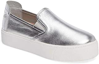 BCBGMAXAZRIA BCBG Casey Platform Slip-On Sneaker Size 10M