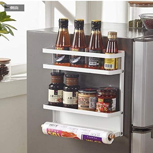 Kitchen shelf Side-mounted Magnet Rack Refrigerator 25% OFF Limited price sale Japanese Sty