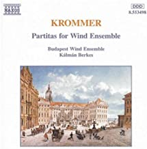 Partitas for Wind Ensemble: Partita in F, Op. 57 / Partita in B flat, Op. 78 / Partita in E flat, Op. 71 / 3 Marches