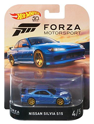 Hot Wheels Nissan Silvia S15 - Forza Motorsport 2018 Retro RR 1:64