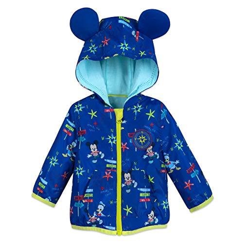 Disney Mickey Mouse y Donald Duck Chaqueta para bebé tamaño 3-6 MO Multi