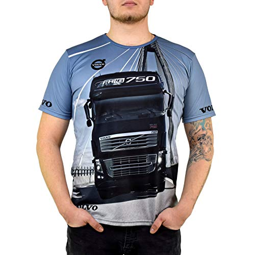 Volvo FH16 750 T-Shirt Truck Drivers Clothing for Volvo Trucks
