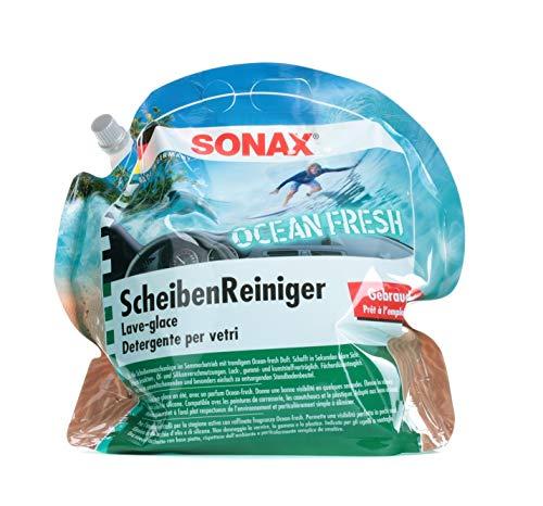 SONAX 03884410 Scheibenreiniger Gebrauchsfertig Ocean-Fresh 3 l
