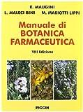 Manuale di Botanica Farmaceutica