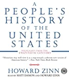 A People's History of the United States CD - Highlights from the 20th Century - HarperAudio - 04/02/2003
