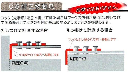 原度器メジャーマグネシウムMGN2555幅25mm×長さ5.5m