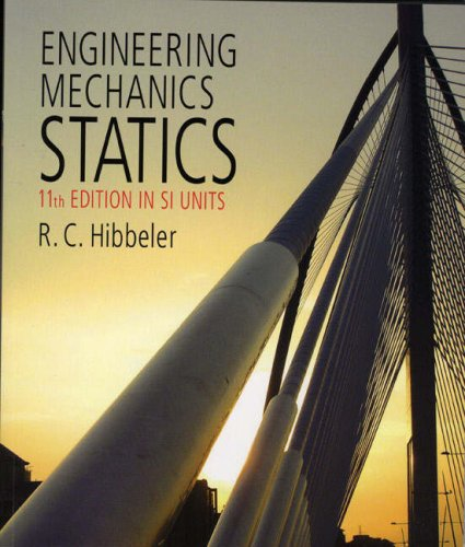Engineering Mechanics-Statics SI Pack (11th Edition)