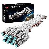 PLEX Technik Tantive IV, 2905 piezas, Mould King 21003, nave espacial UCS MOC, kit de construcción compatible con Lego Star Wars