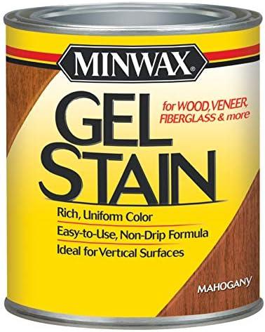 Minwax - Tinte de gel para madera interior, 56,8 cl: Amazon.es ...
