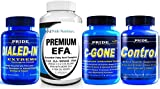 1# Weight Loss Program- Ultimate Weight Loss System for Men and Women- Best Weight Loss Stack Includes Metabolism Booster, Carb Blocker, Fat Burner, Appetite Suppressant, EFA Omega 3 6 9 Plus CLA