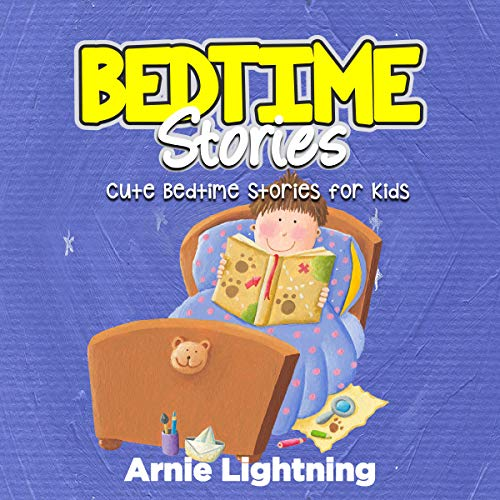 Bedtime Stories: Cute Bedtime Stories for Kids Titelbild