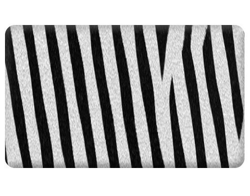 Selbstklebendes Wandbild Zebra Zebra Afrika Tier Fell Streifen Zebra, Größe:72cm x 96cm